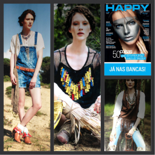 By MAREZ na Revista Happy Woman Nº111 Maio 2015