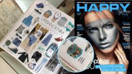 By MAREZ na Revista Happy Woman Nº111 Maio 2015
