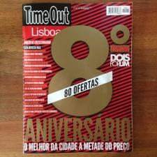 Revista TimeOut Lisboa Set/15
