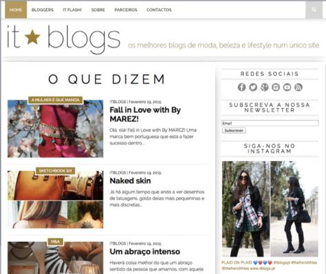 It Blogs