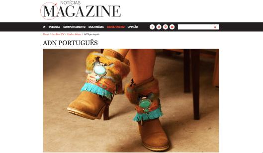 Noticias Magazine - 19/04/15