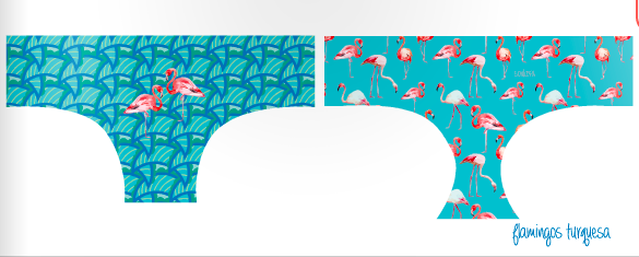 REF flamingosturquesa