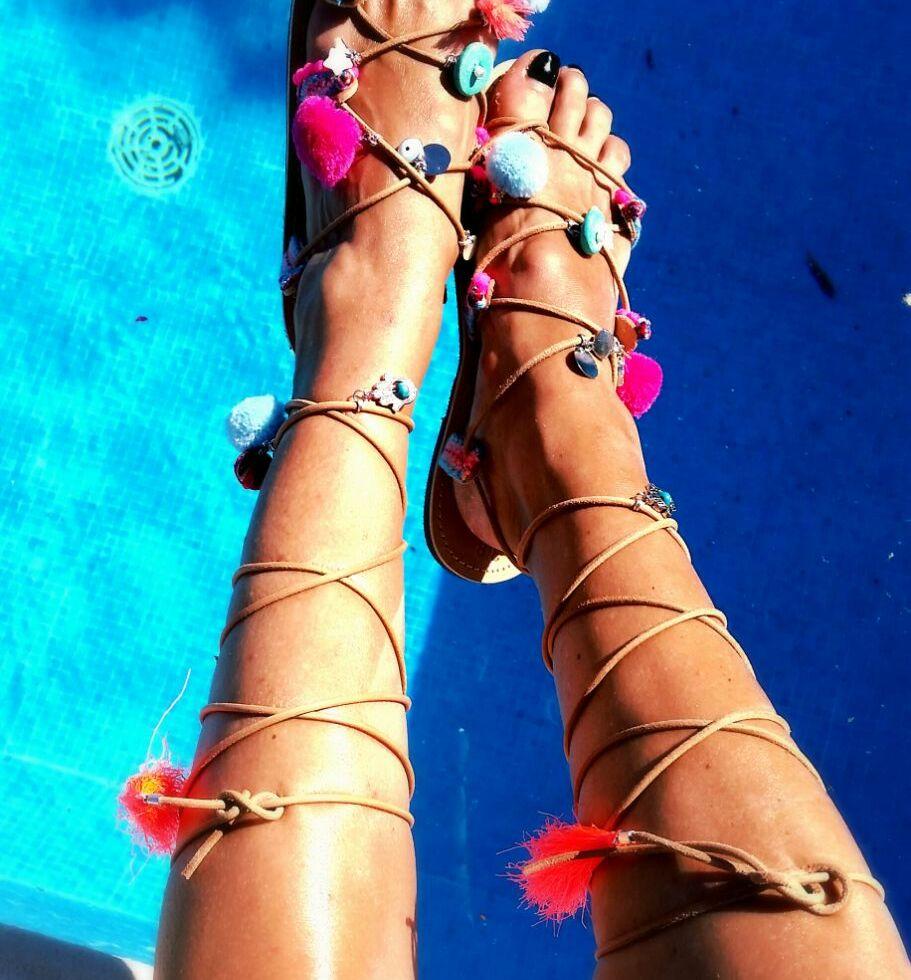 #boho #bymarez #sandals